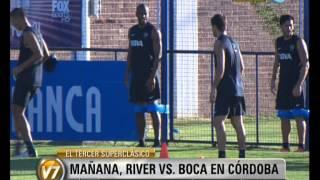 Visión 7: El tercer superclásico se juega en Córdoba
