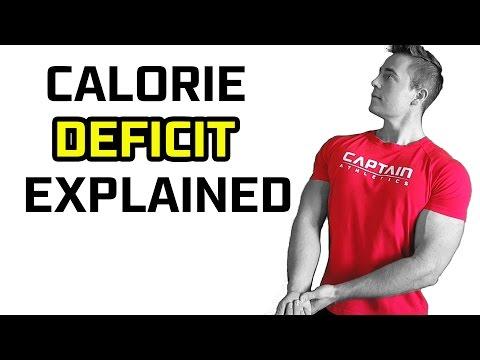 Creating a Calorie Deficit Explained