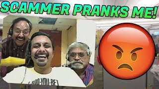 REFUND SCAMMER PRANKS SCAMBAITER!