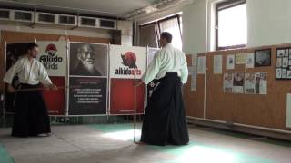 kumijo 3 [TUTORIAL] Aikido advanced weapon technique: