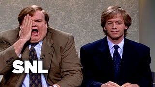Weekend Update: Chris Farley and David Spade on Spring Break - SNL