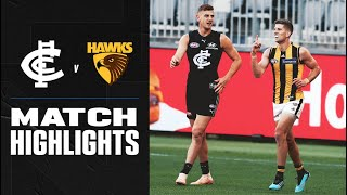Carlton V Hawthorn Match Highlights | Round 9, 2020 | Afl
