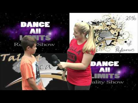 DANCE All LIMITS Reality Show Talent Africa interview 12