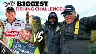 Fishing's BIGGEST TEAM CHALLENGE BLat & Martin vs Cox & Dudley - SMC TV 20:4