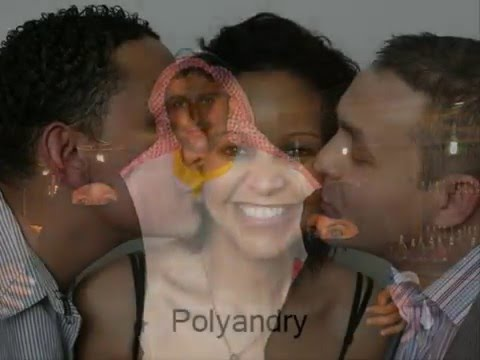 Polyandry - One wife several husbands
