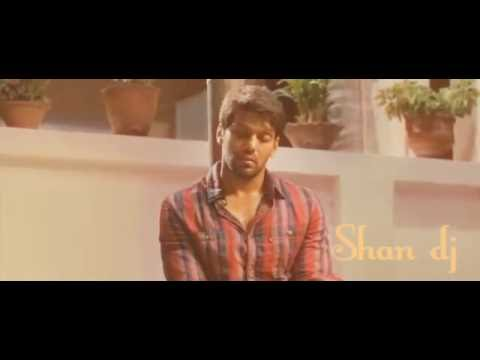 Raja rani tamil movie funny love failure scene arya edit by shan dj