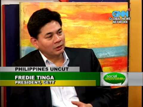 Good News Philippines: Social Entrepreneurship and Nation Building ( 5/18/2014 Part 1)