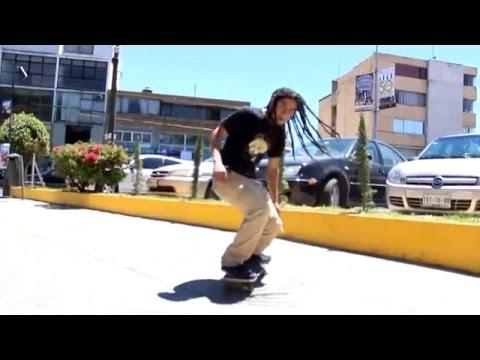 Instantes Concretos sobreviviente skate 2015