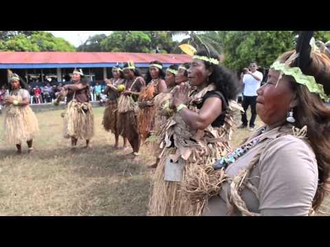 Comunidad indígena Ulwa de Karawala cumple 162 años - YouTube
