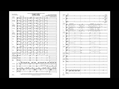 I See You (Theme from Avatar) arranged by Edward Lee