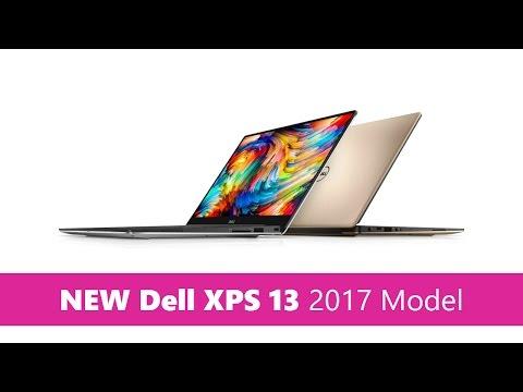 NEW Dell XPS 13 2017 Kaby Lake model