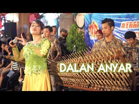 DALAN ANYAR - Calung Funk Cover (Angklung Malioboro) Lagu Syahdu Enak Diangklungin