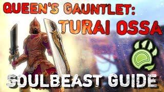 GW2 - Queen's Gauntlet : TURAI OSSA   SOULBEAST GUIDE