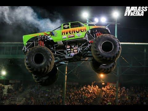 TMB TV: Monster Trucks Unlimited 8.9 - Main Attraction Promotions - Miami, OK 2017 (v2)