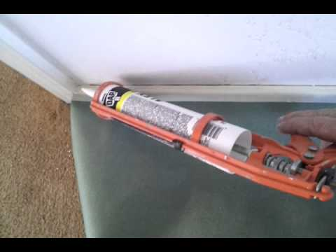 Paint (Caulking) Tips/Tricks/Secrets