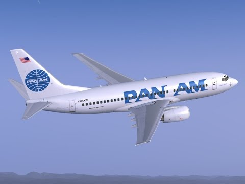 Pan Am - music from corporate commercials