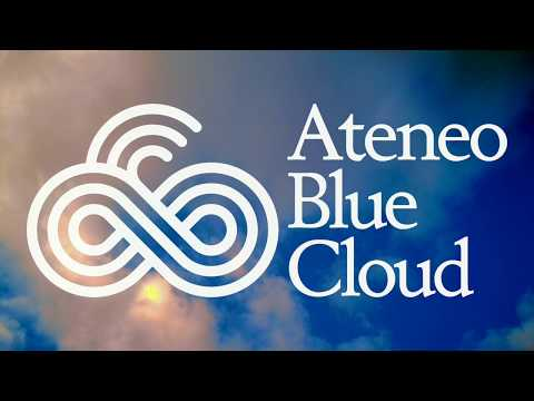 The school on the hill is now on the cloud. #AteneoBlueCloud