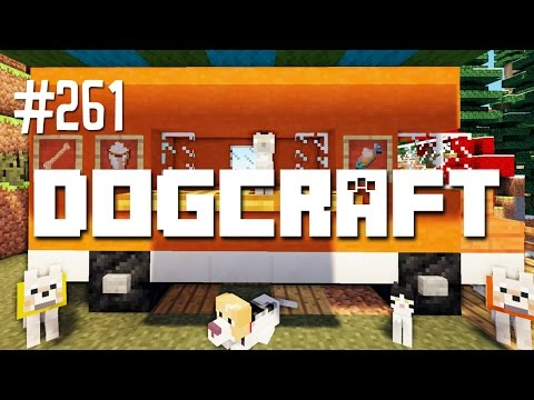 The Dog Food Truck | Dogcraft (Ep.261)