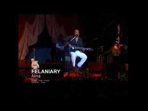 Alina - Felaniary (LIVE)