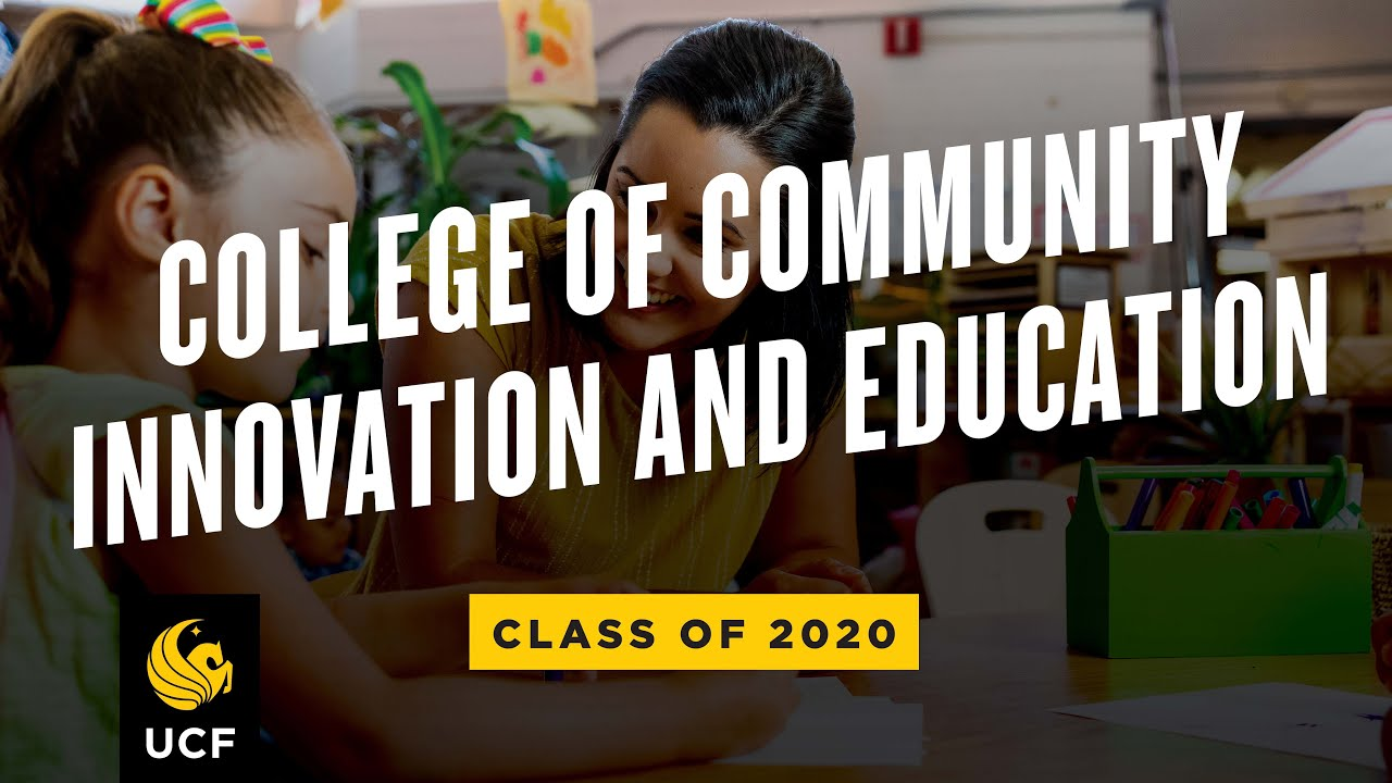 ucf college of community innovation and education