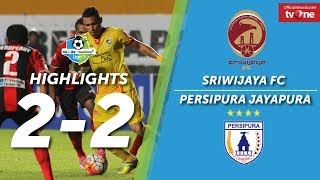 Sriwijaya FC Vs Persipura Jayapura: 2-2 All Goals & Highlights