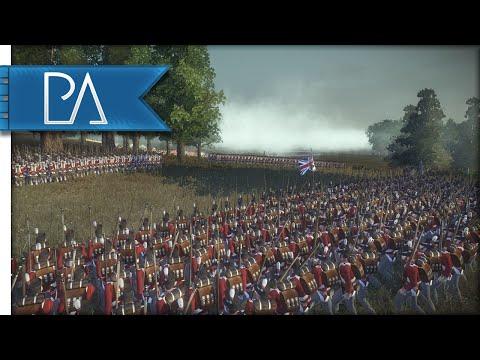 NAPOLEONIC MASSACRE - Napoleonic: Total War 3 Mod Gameplay
