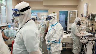 В России принимают дополнительные меры чтобы остановить рост заболеваемости коронавирусом