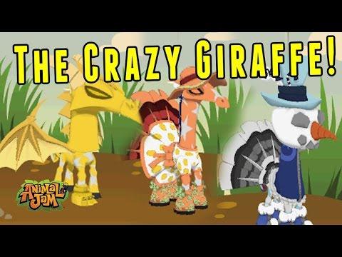 Animal Jam - The Crazy Giraffe