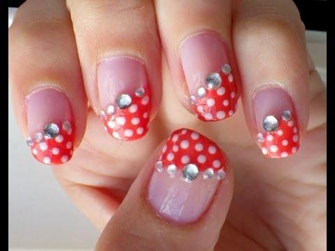 Uñas Flamencas Flamenco Nails Youtube