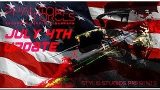 Roblox Phantom Forces w/EMU: 4th Of July Update!!!