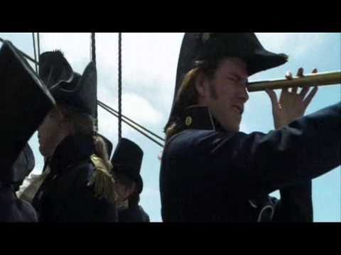 "James D´Arcy on ""Master and Commander""."