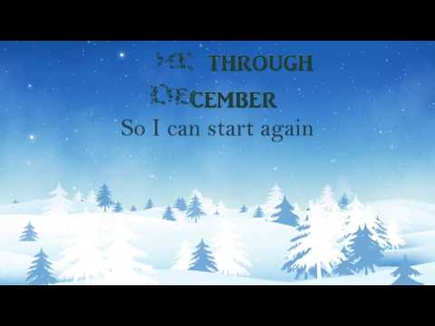 Get Me Through December [Lyrics HD] Alison Krauss