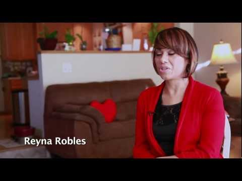 Women's Heart Health: Reyna Robles's Story