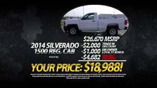 Chevrolet Truck Month Save at Wilson County Chevrolet Buick GMC Serving you for 88 Yrs.