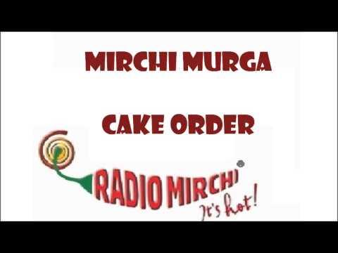 Rj Kunal | Mirchi Murga | Cake Order Gujarati