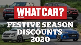 Car discounts and offers in October and November 2020 | Hindi | What Car? India