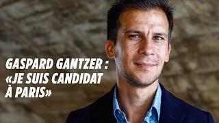 Gaspard Gantzer : « Je suis candidat à Paris »