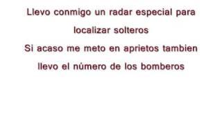 Shakira-la loba -con letra-she-  wolf lyrics