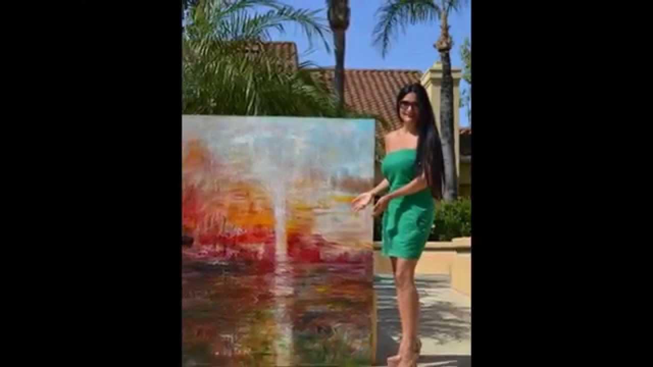 Laguna Beach Artist Laguna Beach Art Gallery Modern Art Abstract Art  California