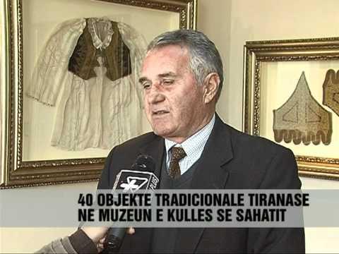 Tirana etnografike përmes ekspozitës - Vizion Plus - News - Lajme