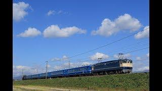 【琵琶湖一周】お客様とEF510貨物&SL北びわこ号など