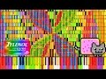 [Black MIDI] Synthesia – 'Nyan Trololol' | Rainbow Tylenol & Nyan Cat Remix ~ BusiedGem