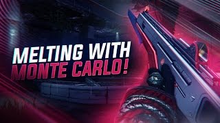 Destiny: MELTING WITH MONTE CARLO! CRUCIBLE HIGHLIGHTS!