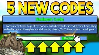 2 VIEJO SWORKING & 3 NUEVOS CODES!! (Códigos de junio) Construye un barco para Treasure ROBLOX