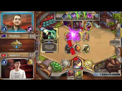 FroStee vs. kin0531 - Round 7 - 2018 HCT Asia-Pacific Summer Playoffs
