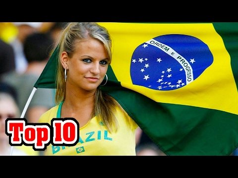 Top 10 AMAZING Facts About BRAZIL