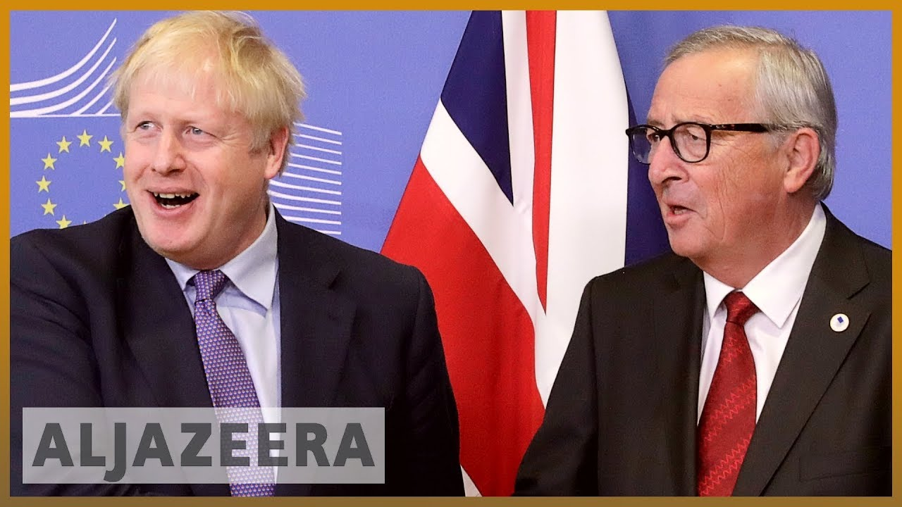 Analysis: Juncker: I am happy about the deal but I am sad about Brexit