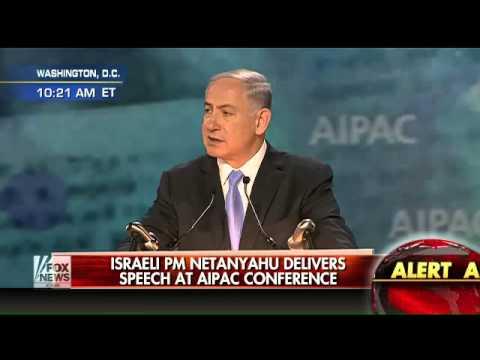 Netanyahu address Congress speech controversy at AIPAC