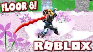 FLOOR 8: BLOOMING PLATEAU RELEASED IN SWORDBURST 2!! (Roblox)
