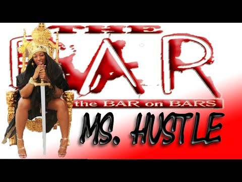 Ms. Hustle Queen of Harlem! - The BAR (REACTION & REVIEW)